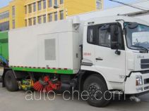 Yunma YM5160TXS street sweeper truck