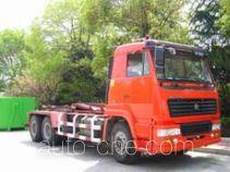 Yunma YM5250ZXX detachable body garbage truck