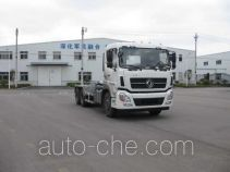 Yunma YM5250ZXX5 detachable body garbage truck