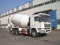 亚隆牌YMK5255GJBA型混凝土搅拌运输车