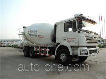 亚隆牌YMK5256GJBB型混凝土搅拌运输车