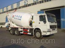 亚隆牌YMK5257GJBB型混凝土搅拌运输车