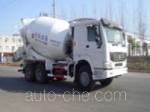 亚隆牌YMK5257GJBC型混凝土搅拌运输车