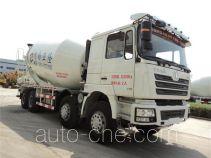 亚隆牌YMK5316GJB型混凝土搅拌运输车
