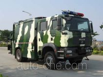 Yongqiang YQ5149XJYA rescue vehicle