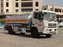Yongqiang YQ5164GRYELA flammable liquid tank truck