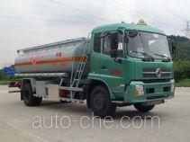 Yongqiang YQ5164GRYEMA flammable liquid tank truck