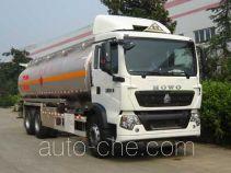 永强牌YQ5250GYYFZ型运油车