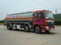 永强牌YQ5256GHYB型化工液体运输车