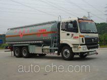 Yongqiang YQ5256GHYC chemical liquid tank truck