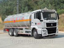 Yongqiang YQ5260GYYTZ aluminium oil tank truck