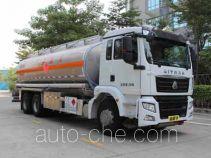 永强牌YQ5260GYYTZ型铝合金运油车