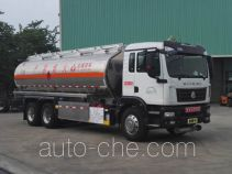 Yongqiang YQ5262GYYTZ aluminium oil tank truck