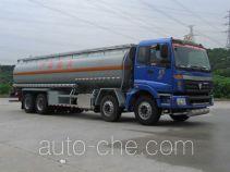 Yongqiang YQ5316GHYF chemical liquid tank truck