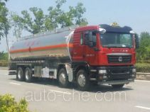 永强牌YQ5320GYYTZ型铝合金运油车