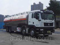 Yongqiang YQ5321GYYTZ aluminium oil tank truck