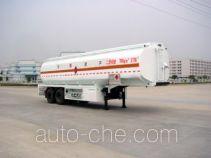 永强牌YQ9290GHY型化工液体运输半挂车