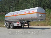 Yongqiang YQ9290GHYA chemical liquid tank trailer