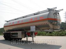 Yongqiang YQ9290GHYB chemical liquid tank trailer