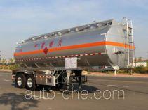 Yongqiang YQ9290GYYT2 oil tank trailer