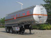 Yongqiang YQ9340GHY chemical liquid tank trailer
