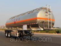 Yongqiang YQ9340GYYT1 полуприцеп цистерна алюминиевая для нефтепродуктов