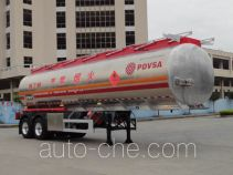 Yongqiang YQ9344GRYSLA flammable liquid tank trailer