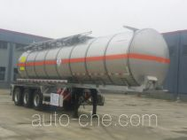 Yongqiang YQ9400GDGY2 toxic and infectious items tank trailer
