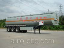 Yongqiang YQ9400GHYA chemical liquid tank trailer