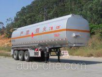 Yongqiang YQ9400GHYC chemical liquid tank trailer