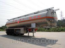 永强牌YQ9400GHYD型化工液体运输半挂车