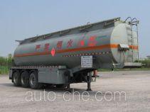 Yongqiang YQ9400GHYE chemical liquid tank trailer
