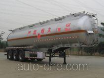永强牌YQ9400GHYF型化工液体运输半挂车