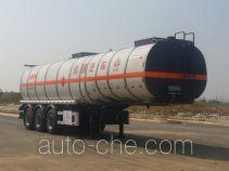 永强牌YQ9400GLYF2型沥青运输半挂车