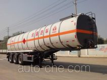 Yongqiang YQ9400GRYF2 flammable liquid tank trailer