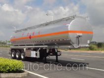 Yongqiang YQ9400GRYT1 flammable liquid tank trailer
