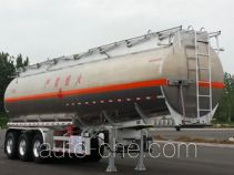 Yongqiang YQ9401GRYCY2 flammable liquid aluminum tank trailer