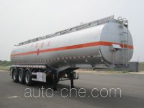 Yongqiang YQ9401GRYF2 flammable liquid tank trailer