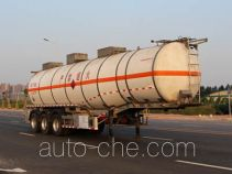 Yongqiang YQ9401GRYY2 flammable liquid tank trailer