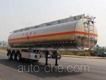 永强牌YQ9401GYYT2型铝合金运油半挂车