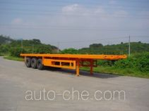 Yongqiang YQ9401TJZ container carrier vehicle