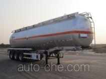 永强牌YQ9402GFWY2型腐蚀性物品罐式运输半挂车