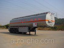 Yongqiang YQ9402GHY chemical liquid tank trailer