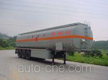 永强牌YQ9403GHY型化工液体运输半挂车