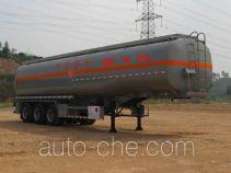 Yongqiang YQ9403GHYB chemical liquid tank trailer
