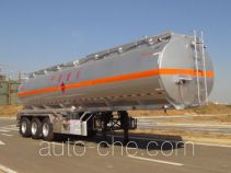 Yongqiang YQ9401GRYT2 flammable liquid tank trailer