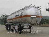 永强牌YQ9404GHY型化工液体运输半挂车