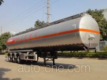 Yongqiang YQ9404GRYDLA flammable liquid tank trailer