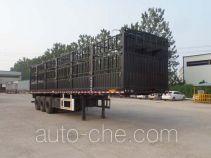 瑞郓牌YRD9400CCY型仓栅式运输半挂车