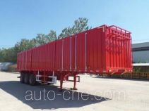 Ruiyun YRD9400XXY box body van trailer